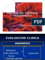 7267194 Enfoque Del Sindrome Hemorragico
