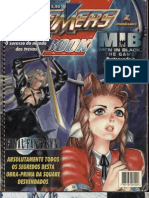 Gamers Book Final Fantasy 7 guide book-Portuguese