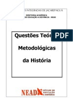 01-Questões Teórico Metodológicas