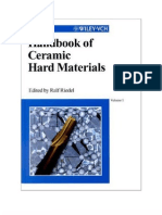Handbook of Ceramic Hard Materials