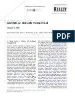 Hitt - Strategic Management