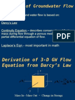 3-GW Flow Equations