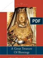 01 Great Treasure of Blessings a Book of Prayers to Guru Rinpoche