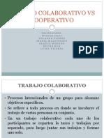 Trabajo Colaborativo vs Cooperativo