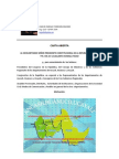 Proyecto de Integracion Ancash, Huanuco, Ucayali - Carretera Interoceanica
