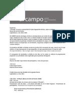 Informe Final Al Campo