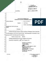 WA 2012-08-30 - JvSoS Defendant Cost Bill