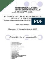 Presentacion Final-El Salvador
