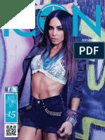 Revista ICON - Agosto / Septiembre 2012