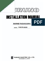 FAR-FR2835S Installation Manual