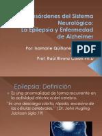 Informe Oral Epilepsia Y Alzheimer