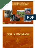 Biomasa residual para la producción de energía [Modo de comp