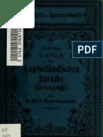 Praktisches Lehrbuch der Kapholländischen Sprache