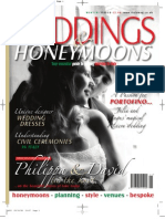 Dream Italian Weddings & Honeymoons - Winter 2009