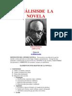 Bajtín, Mihaíl - Analisis de la Novela