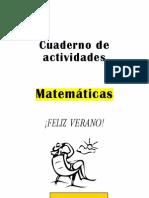 3ºP.Cuadernovacacione+mate