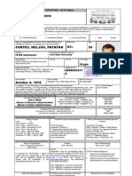MELJUN CORTES PSITE NCR Membership Application Form Meljun Cortes