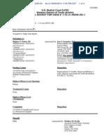 Higinio Ochoa Document List