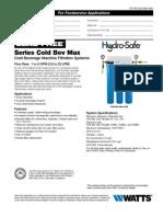 Hydro-Safe Cold Bev Max