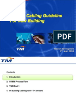 Internal Cabling Guideline