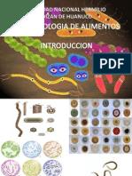 Microbiologia de Alimentos 1 Clase