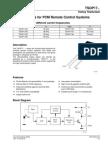 IR Receiver (TSOP1738)