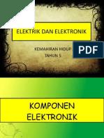 Elektrik Dan Elektronik