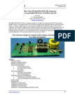 13.56 MHz, Class D Push-Pull, 2KW RF Generator