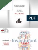 PS MSAA Report   Product Presentation