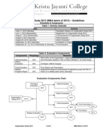 Organisational Study - Guidelines OS-2012-Modified