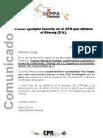 Real_CEPPA_Comunicado_8_9_2012_CPR_Körung