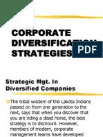 Diversification Strategy Presentation