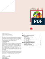 ArchiSuite - New Features