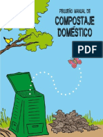 Manual de Compostaje doméstico (Ecologistas en Acción)