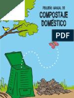 Manual de Compostaje doméstico (Ecologistas en Acción)