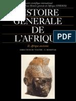 Afrique ancienne - Volume II