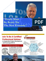 Cooperative Project Development And Financing Professional Certification  (CPD+F)