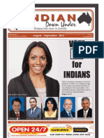 Indian Down Under August - September E-paper