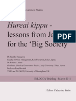 Hureai Kippu - Lessons From Japan for the Big SocietyCESedit17March2011