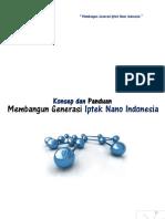 Konsep Dan Panduan Membangun Generasi Nanoteknologi