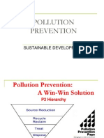Pollution Prevention Fundamentals