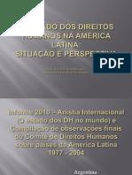 violênica america latina