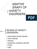 Cognitive Therapy of Anxiety Disorders - Copy