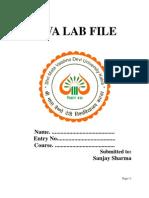 Java Programming Files