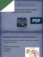 Abordaje de los eventos vasculo-cerebral isquémicos y hemorrágicos