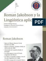 Roman Jakobson y la Lingüística aplicada