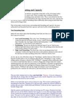 Hard Disk Formatting and Capacity