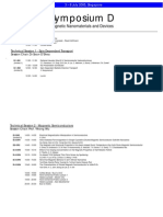 Programme SymD