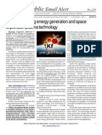 225 - Keshe Launching Energy Generation and Space Exploration Plasma Technology
