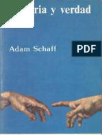 Historia y Verdad - Adam Schaff